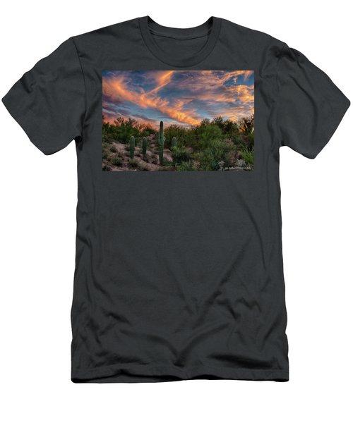 Feathers Men's T-Shirt (Athletic Fit)