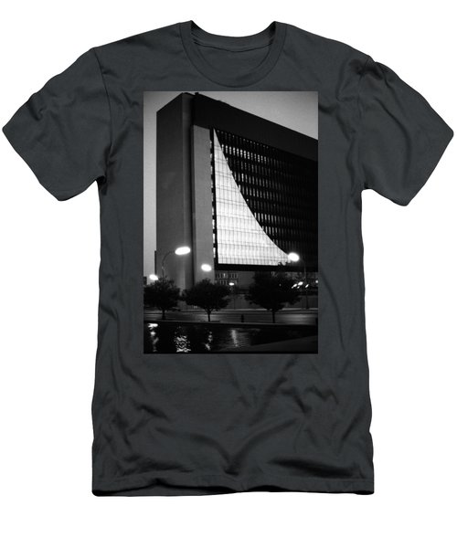Federal Reserve Building At Twilight Men's T-Shirt (Athletic Fit)