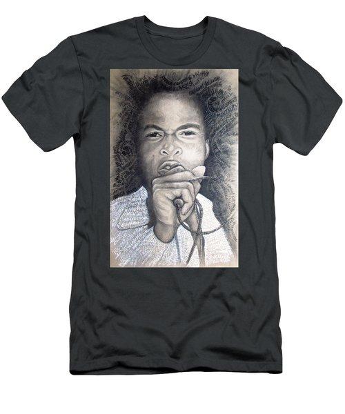 Fela  For Ever Lives Afrika Men's T-Shirt (Athletic Fit)