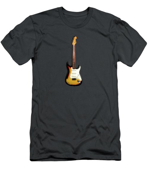 Fender Stratocaster 65 Men's T-Shirt (Athletic Fit)