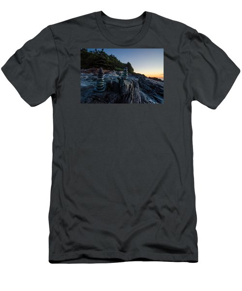 Men's T-Shirt (Slim Fit) featuring the photograph Feng Shui by Paul Noble