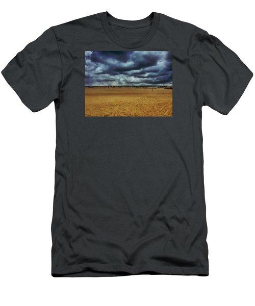 Fenwick Dunes Men's T-Shirt (Athletic Fit)