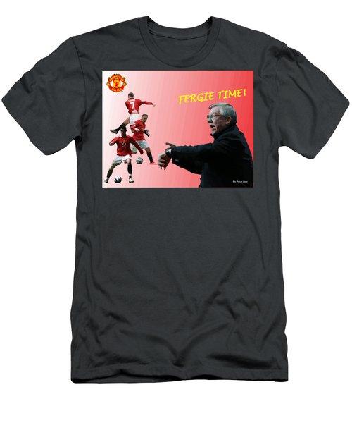 Fergie Time Men's T-Shirt (Athletic Fit)
