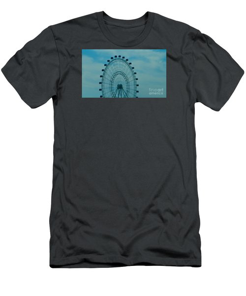 Ferris Wheel Fun Men's T-Shirt (Athletic Fit)