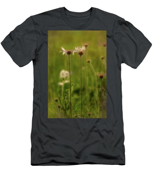 Field Of Flowers 3 Men's T-Shirt (Athletic Fit)
