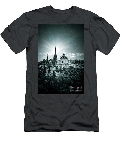 Finding Faith Men's T-Shirt (Athletic Fit)