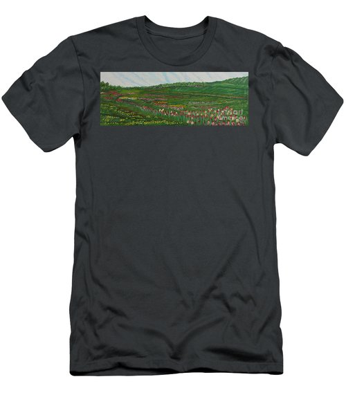 Finding The Way To You - Spring In Emmental Men's T-Shirt (Athletic Fit)