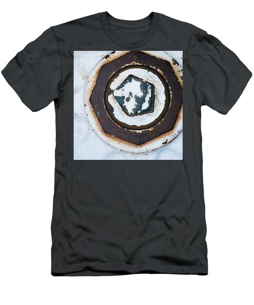 Fire Hydrant 9 Men's T-Shirt (Athletic Fit)