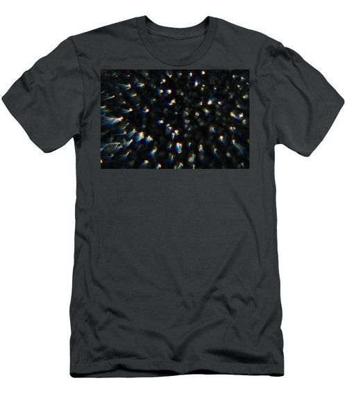 Men's T-Shirt (Athletic Fit) featuring the photograph Firebombing by Greg Collins