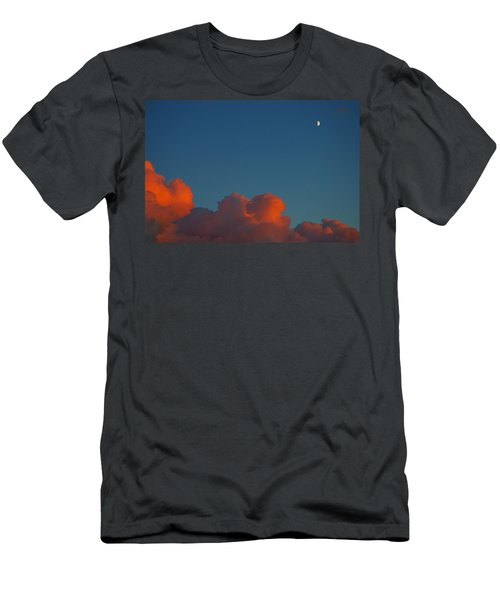 Fireclouds 2 Men's T-Shirt (Athletic Fit)