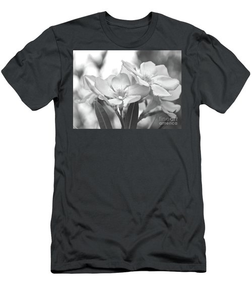 Men's T-Shirt (Slim Fit) featuring the photograph Firewalker Sw1 by Wilhelm Hufnagl