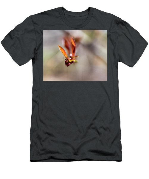 First Leaves Men's T-Shirt (Athletic Fit)