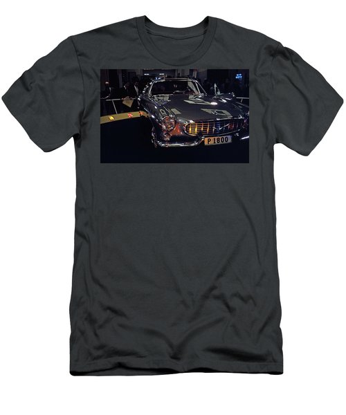 Men's T-Shirt (Athletic Fit) featuring the photograph First Look P 1800 by John Schneider