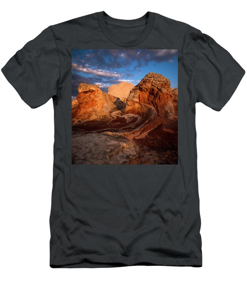 First Touch Men's T-Shirt (Slim Fit) by Bjorn Burton