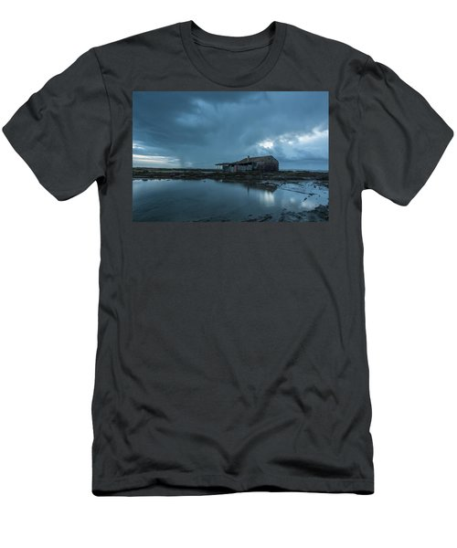 Fisherman's House Men's T-Shirt (Athletic Fit)