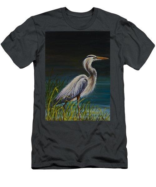 Fishing  Men's T-Shirt (Athletic Fit)
