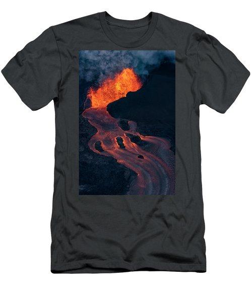 Fissure 8 Men's T-Shirt (Athletic Fit)