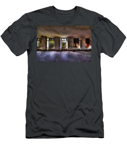 Five Windows On The Wood - Cinque Finestre Sul Bosco Men's T-Shirt (Athletic Fit)