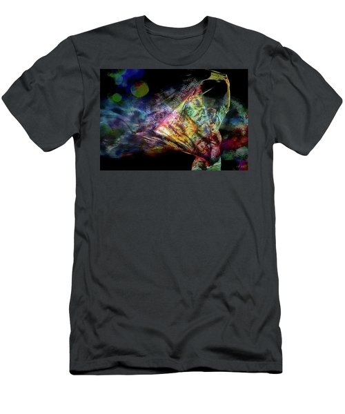 Flamenco Nomada 1 Men's T-Shirt (Athletic Fit)