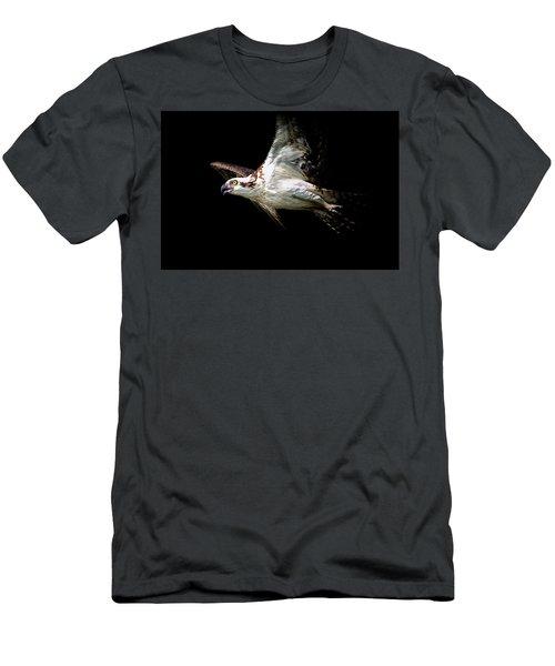 Flaps Up Men's T-Shirt (Athletic Fit)
