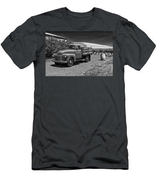 Flat Bed Chevrolet Truck Dsc05135 Men's T-Shirt (Athletic Fit)