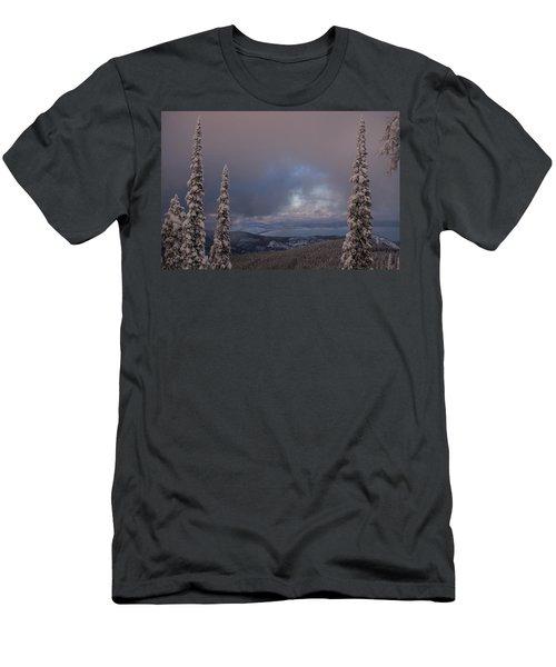 Flathead Winter 2016 Men's T-Shirt (Athletic Fit)