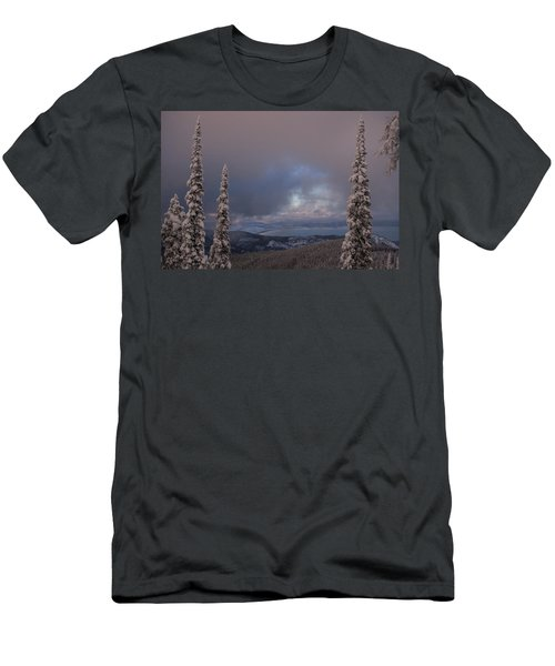 Flathead Winter 2016 Men's T-Shirt (Athletic Fit)