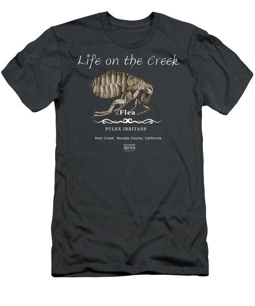 Flea Men's T-Shirt (Athletic Fit)