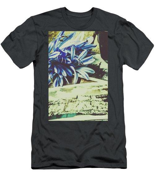 Fleeting Feelings In Past Nostalgia Men's T-Shirt (Athletic Fit)