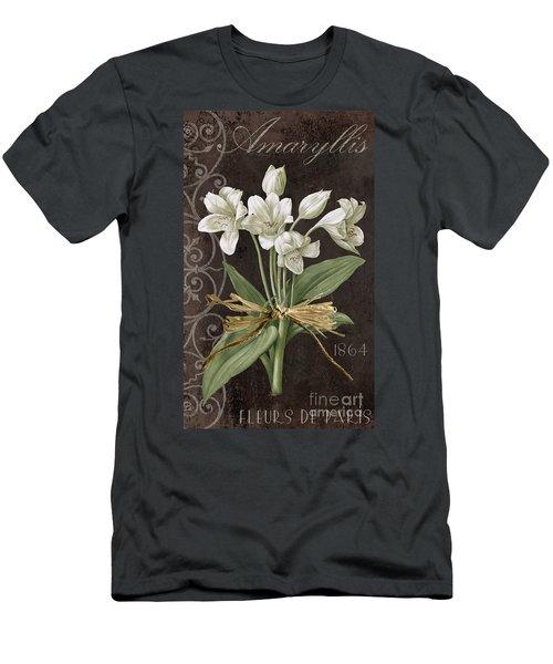 Fleurs De Paris Men's T-Shirt (Athletic Fit)