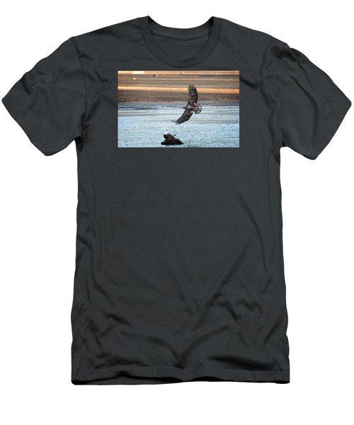 Flight Lessons Men's T-Shirt (Athletic Fit)