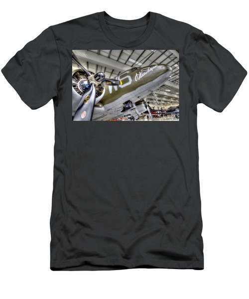 Flight Time Men's T-Shirt (Athletic Fit)