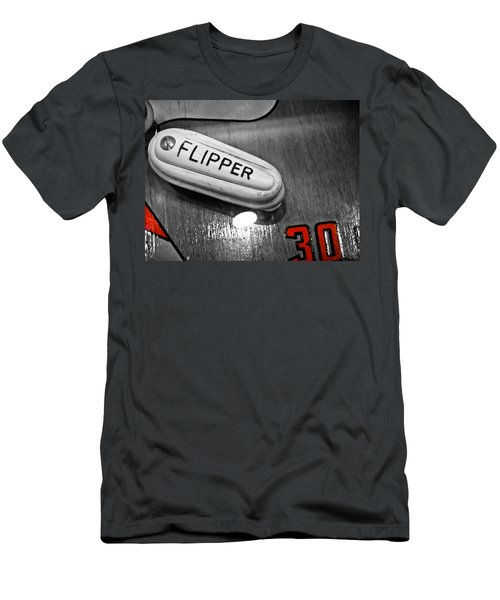 Flipper 30 - Pinball  Men's T-Shirt (Athletic Fit)