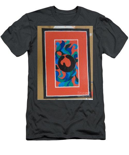 Floor Cloth E - Sold Men's T-Shirt (Slim Fit) by Judith Espinoza