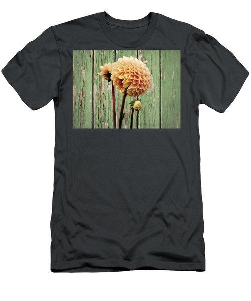 Floral Delight Men's T-Shirt (Athletic Fit)