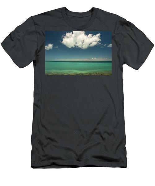 Florida Bay Men's T-Shirt (Slim Fit) by Dana Sohr