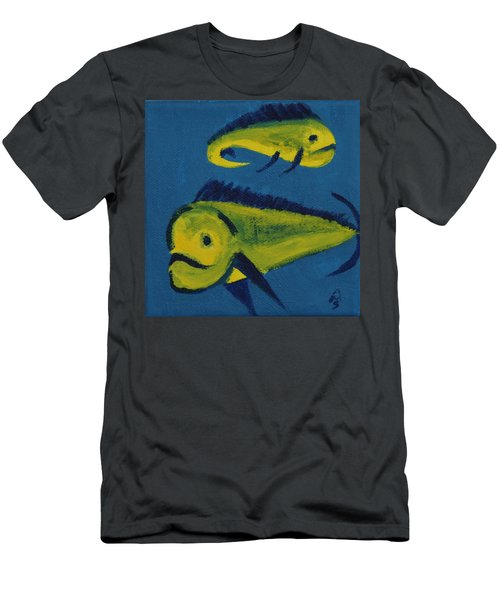 Florida Fish Men's T-Shirt (Athletic Fit)