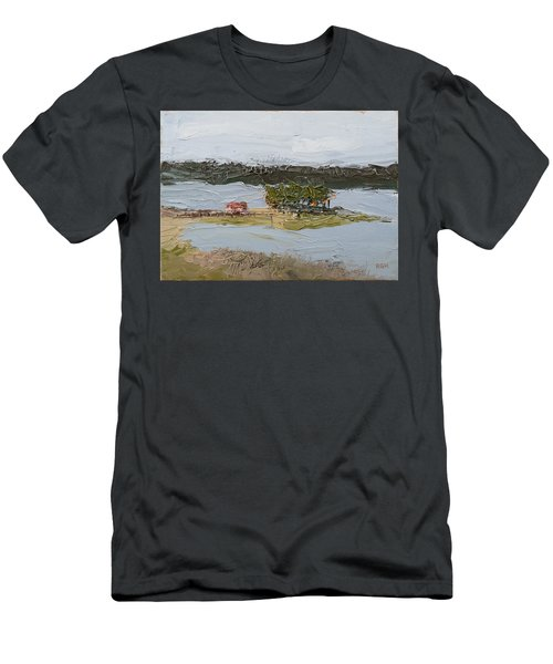 Florida Lake II Men's T-Shirt (Athletic Fit)