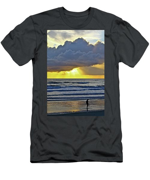 Florida Morning Men's T-Shirt (Athletic Fit)