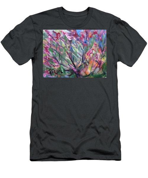Flowering Men's T-Shirt (Slim Fit)
