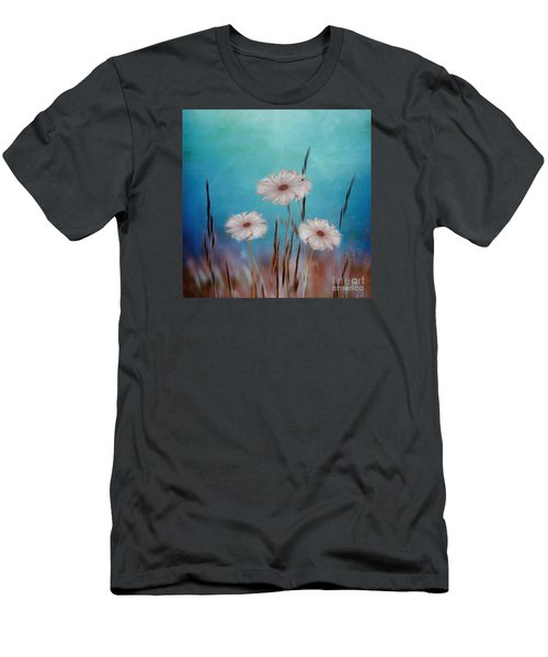 Flowers For Eternity 2 Men's T-Shirt (Athletic Fit)