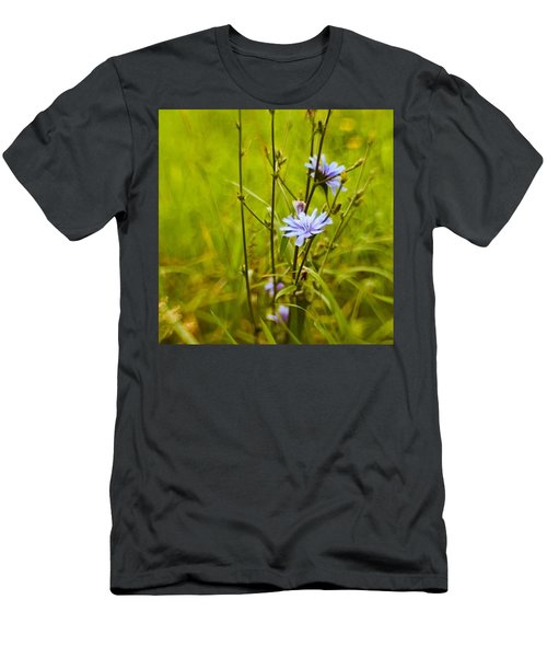 #flowers #lensbaby #composerpro Men's T-Shirt (Athletic Fit)