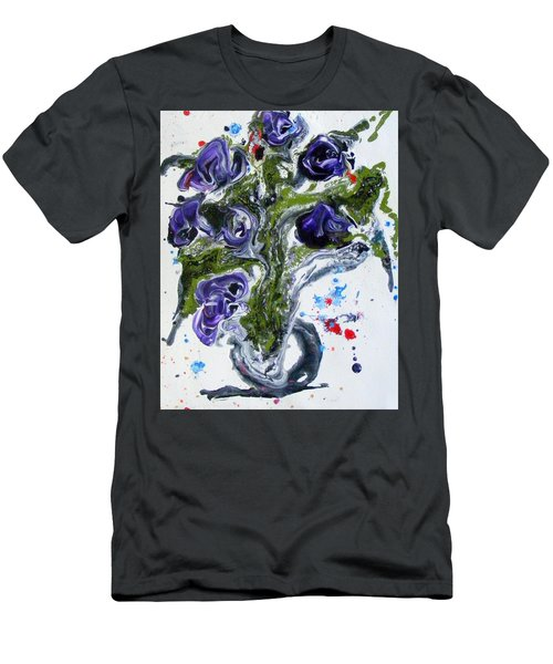 Flowers Of The Mind Men's T-Shirt (Athletic Fit)