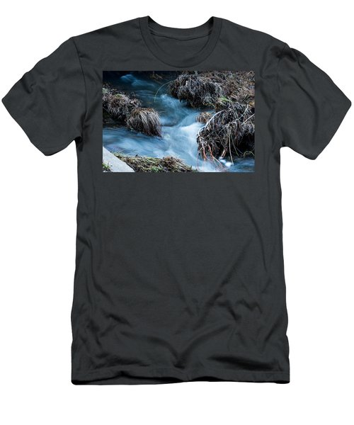 Flowing Creek Men's T-Shirt (Athletic Fit)