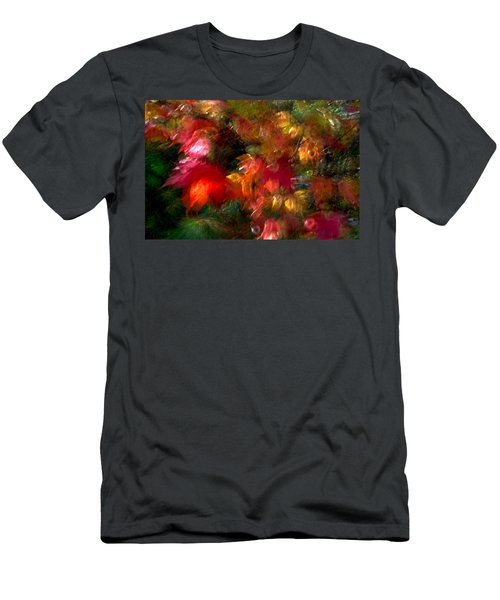 Men's T-Shirt (Athletic Fit) featuring the photograph Flury by Doug Gibbons