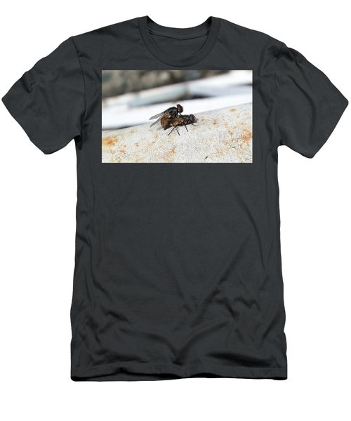 Fly Love Men's T-Shirt (Athletic Fit)