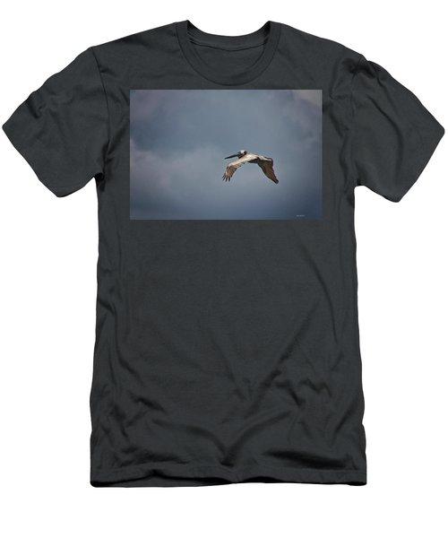 Flying High Men's T-Shirt (Slim Fit) by Phil Mancuso