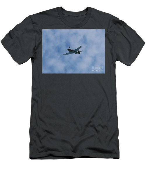 Flying Tiger 1 Men's T-Shirt (Athletic Fit)