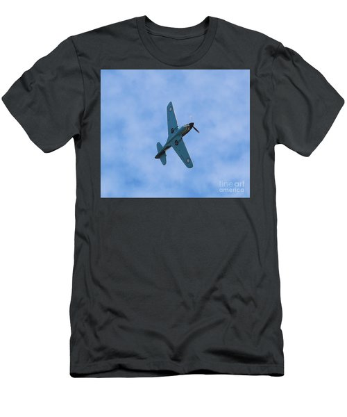 Flying Tiger 3 Men's T-Shirt (Athletic Fit)