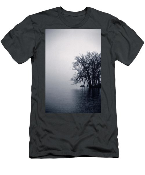 Fog Day Afternoon Men's T-Shirt (Athletic Fit)